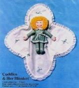 Cuddles & Her Blanket Sewing Pattern #203