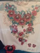 Victorian Pansies - Easy Iron-On Patterns by Glenda Betz