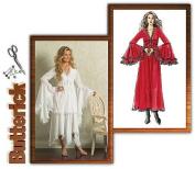 Butterick Misses Goth Dress Costume #B5007 Size(BB)