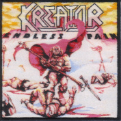 KREATOR-ENDLESS PAIN-WOVEN PATCH