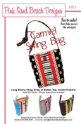 Pink Sand Beach Designs - Carmel Swing Bag