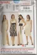 Burda 7570, Misses' Evening Dress, Size 10-22