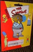 Simpsons Ralph 7.6cm Embroidered Patch