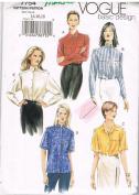 Vogue 7754 Classic Blouses