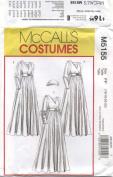 McCall's Costumes Pattern M5155 Size FF