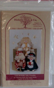 Holly Jolly Posables Christmas Dolls Pattern 41cm for Santa & Mrs Claus & Angle by Hickory Stick & Co