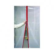 Surface Shields Inc. ZA02 Zip N Close Peel and Stick Wall Zipper