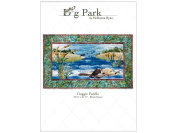 PineNeedles by McKenna Ryan - DOG PARK patterns DG07 Doggie Paddle Pattern