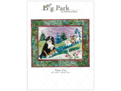 "PineNeedles By McKenna Ryan - DOG PARK pattern DG03 ""Teeter Tots"" Pattern"