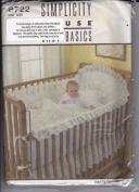 Simplicity 8722 (One Size), Baby Basics