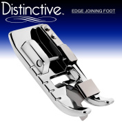 Distinctive Edge Joining / Stitch in the Ditch Sewing Machine Presser Foot