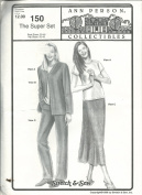 Stretch & Sew Pattern 150 ~ Super Set