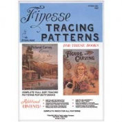 Finesse Tracing Patterns Pack (Patterns for the Leathercrafting Books 'Figure Carving' and 'Pictorial Carving Finesse'.
