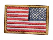Condor American USA Flag Patch - Full Colour Reverse