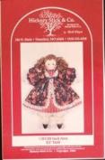 Gail Ann 60cm Doll By Beth Dixon - Pattern & Instructions