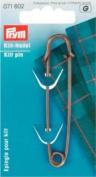 PRYM 071602 Kilt pin brass 76mm, 1 piece