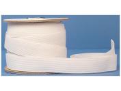 Conrad Jarvis Designer's Choice Elastic Knit Reel White 1x 20 yd 20 Yards
