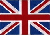 """Union Jack (Great Britain) Large Back Patch (20cm x 15cm) 8"""" x 6"""""""
