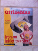 Iron-on Inkjet Transfer