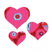 Sizzix Fabi Bigz Die - Hearts #656782