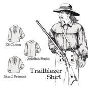 Trailblazer Shirt Pattern