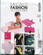 McCall's Sewing Pattern M5339 One Size Nappy Bags and Changing Kit