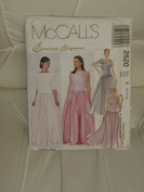 McCalls Sewing Pattern #2520