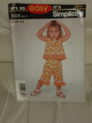 "Simplicity Sewing Pattern ""It's So Easy"" #5026"
