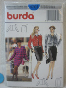 Burda Pattern 4701 Womens' Jacket and Skirt