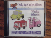 Dakota Collectibles Wacky Wheels