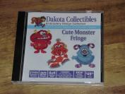 Dakota Collectibles Cute Monster Fringe