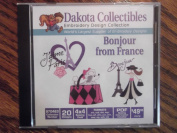Dakota Collectibles Bonjour From France