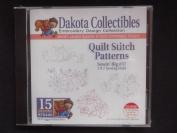 Dakota Collectibles Quilt Stitch Patterns