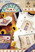 Country Angel - Quick and Creative No-Sew Appliques - Country Cut-Outs