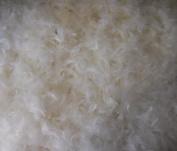 Bulk Goose Down Pillow Feathers - 10/90 White - lb