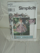 Simplicity Sewing Pattern #9450