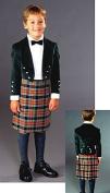 Child's Scottish Kilt & Jacket Pattern