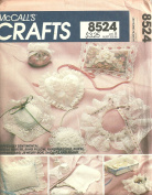 Especially Sentimtal.. McCall's Craft Sewing Pattern #8524