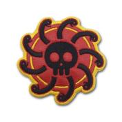 One Piece Kujya Pirates Wappen Patch