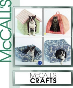 Mccall's Crafts Sewing Pattern #M5149 Pet Beds