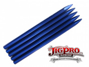 (5 Pack) of Blue 8.9cm Paracord Fid, Lacing, Stitching Needles