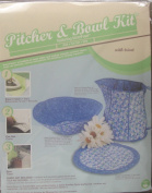Pitcher & Bowl Kit (Featuring InnerFuse) with Trivet