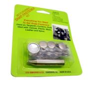 K229-24 (Standard Snaps) Carded Snap Set Kit