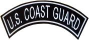 Military & Saying Rocker Patches (U.S.Coast Guard) Top Rocker