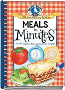 Gooseberry Patch Meals In Minutes 10th Anniversary Cookbook