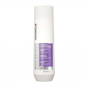 Dual Senses Blondes & Highlights Anti-Brassiness Shampoo (For Luminous Blonde & Highlighted Hair), 250ml/8.4oz
