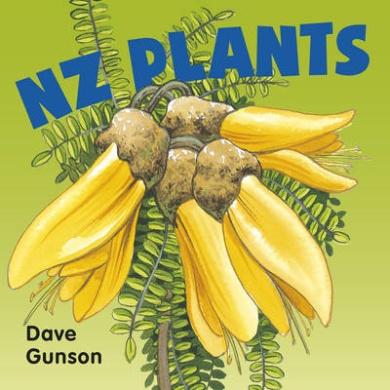 NZ Plants [Board book]