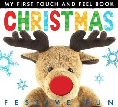 My First Touch And Feel Book: Christmas (My First Touch and Feel)