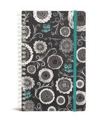 Medium Iron Blossoms Notebook