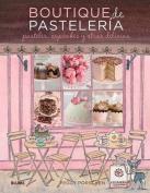 Boutique de Pasteleria [Spanish]
